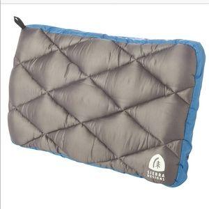 Sierra Design NWT Camping Down Pillow
